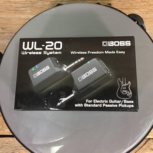 Boss WL-20 Wireless Sywtem