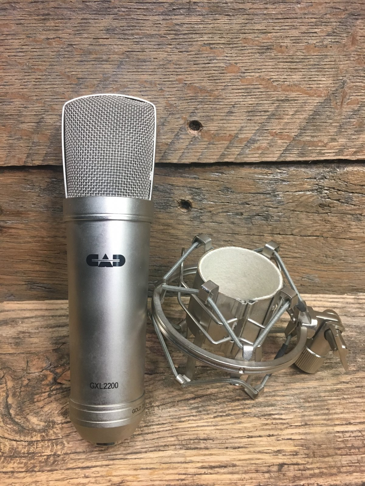 Used CAD GXL-2200 Microphone
