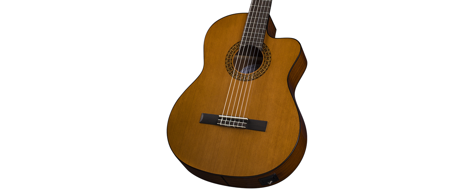 Dean Espana Classical Plus Cutaway Solid Top