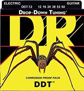 DR DDT-10 Drop Down Tuning 10/46