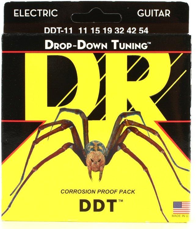 DR DDT-11 Drop Down Tuning 11/54
