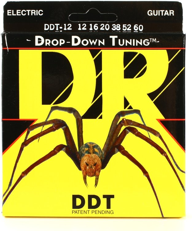 DR DDT-12 Guitar Strings