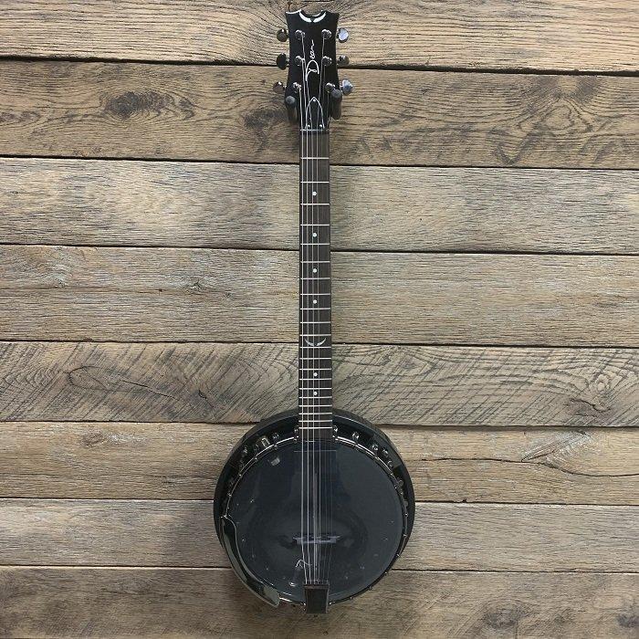 Dean BW6E 6 String Banjo