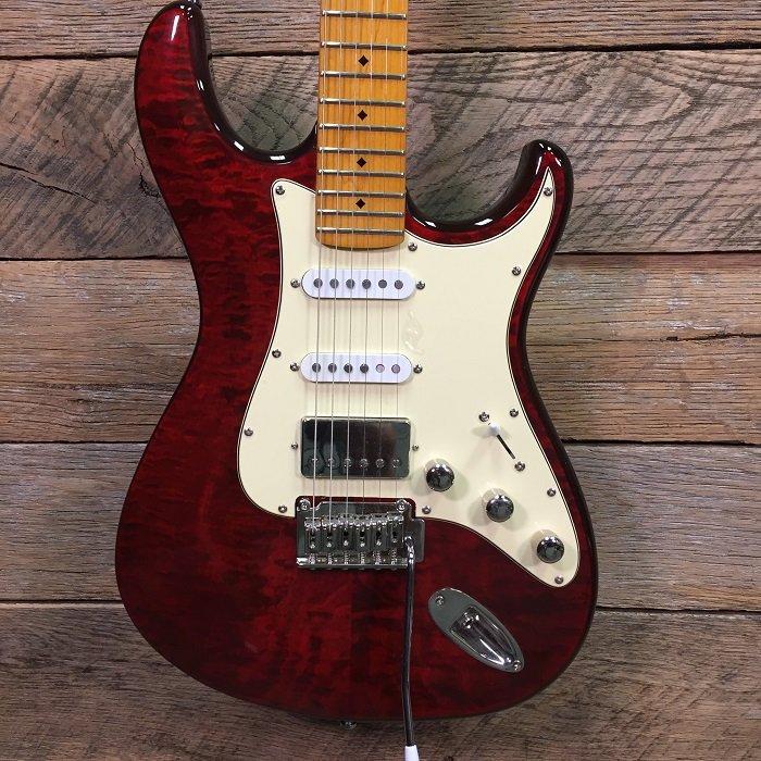 Used Dean Zelinski Tagliare Guitar