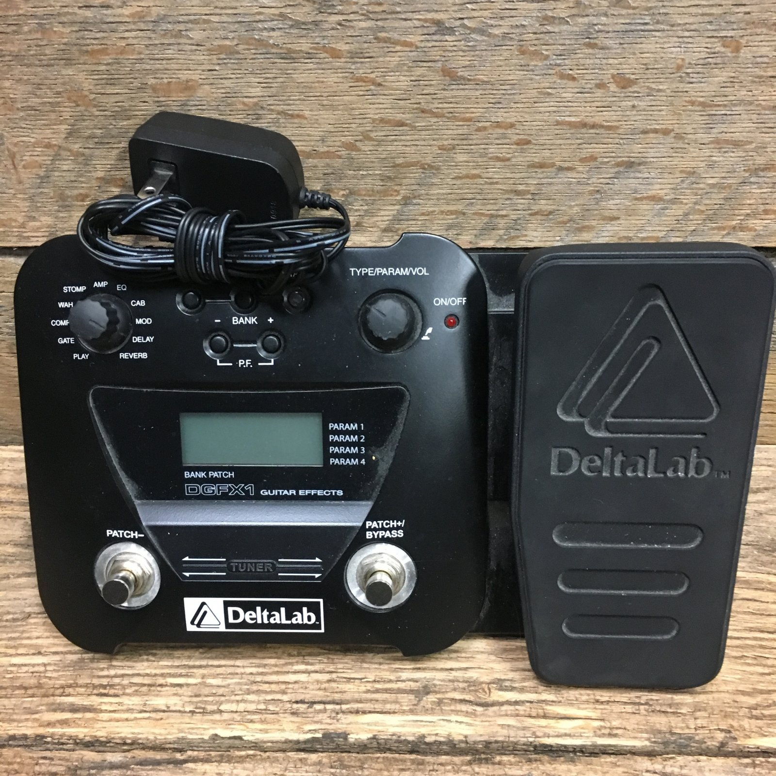 Used Deltalab DGFX1 Guitar Effects