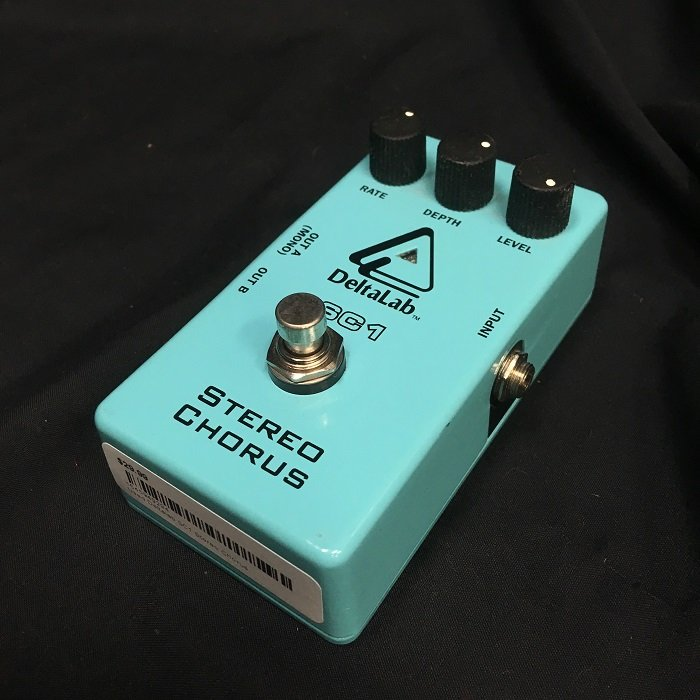 Used Deltalab SC1 Stereo Chorus