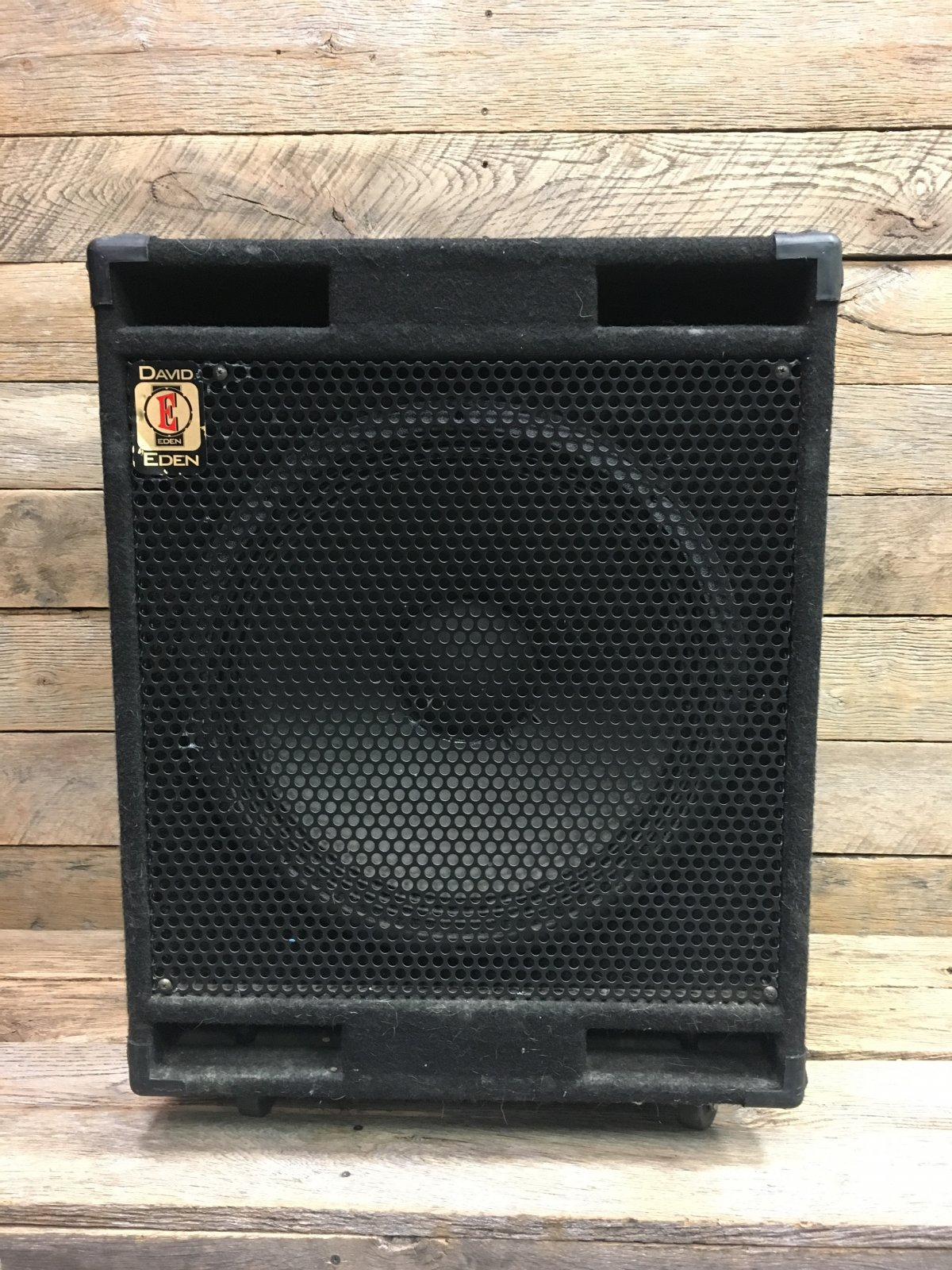 Used Eden D118 Bass Cab