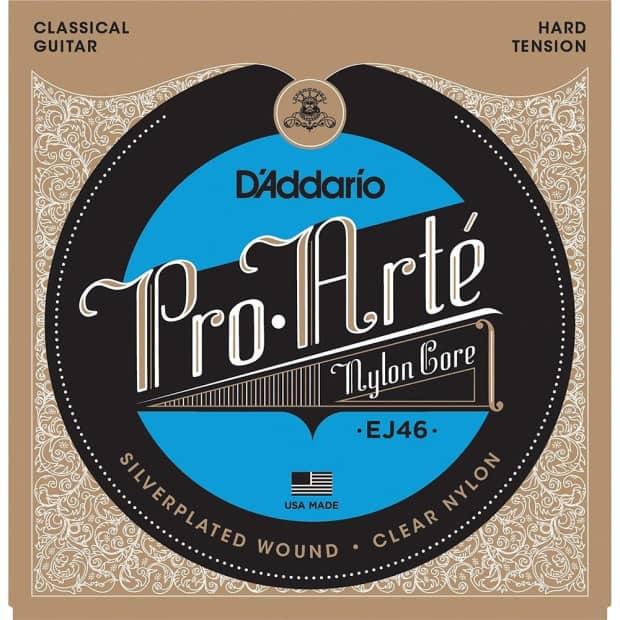D'Addario EJ46 Classical Hard Tension