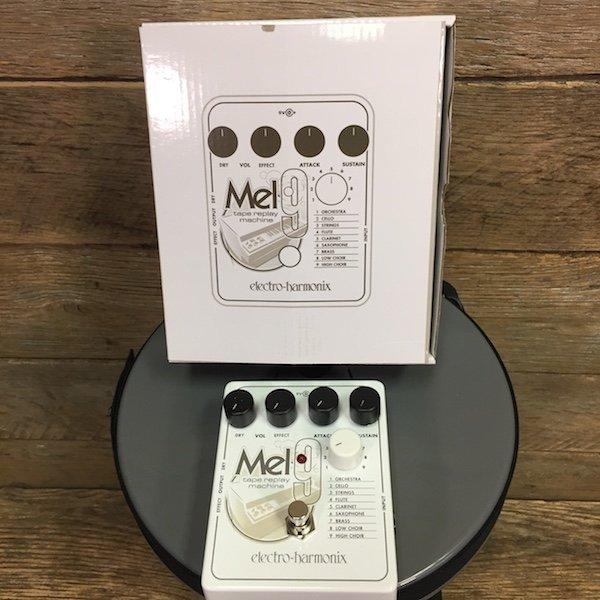 Electro Harmonix Mel 9 Tape Replay