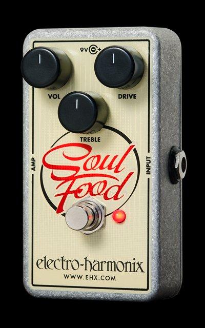 Electro Harmonix Soul Food Overdrive EFX
