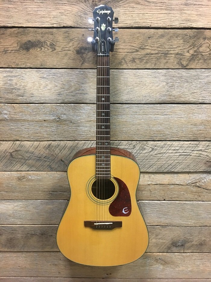 Used Epiphone PR 350 S with case