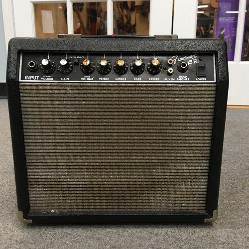 Used Fender Frontman 15R