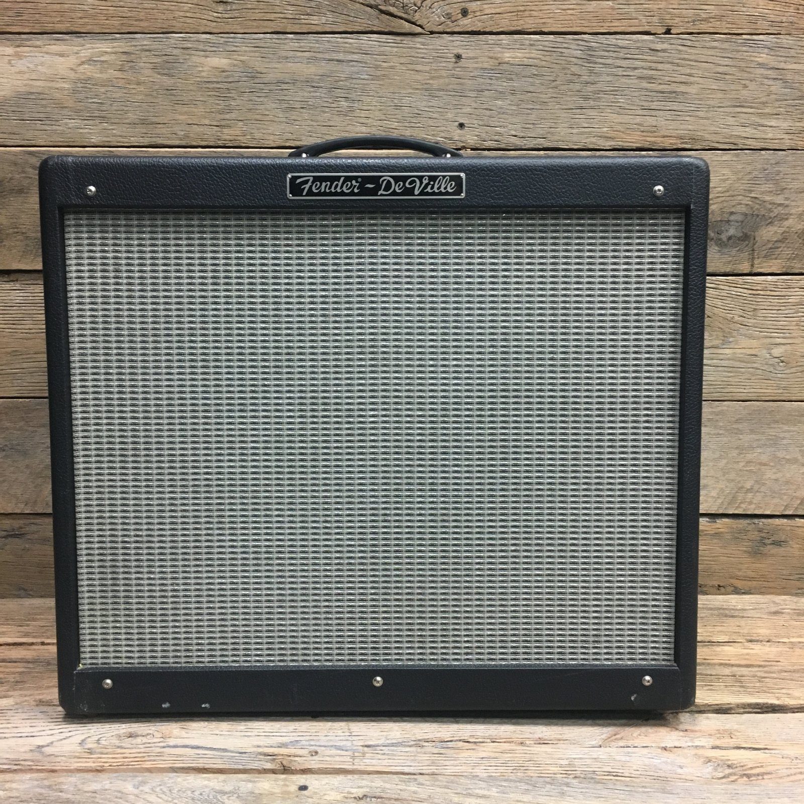 Used Fender Hot Rod DeVille 212 with cover