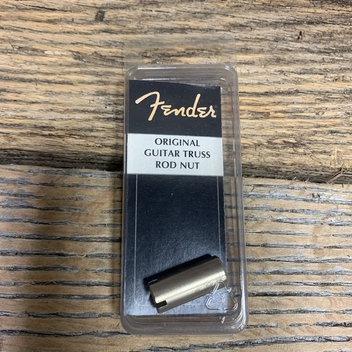 Fender Original Guitar Truss Rod Nut