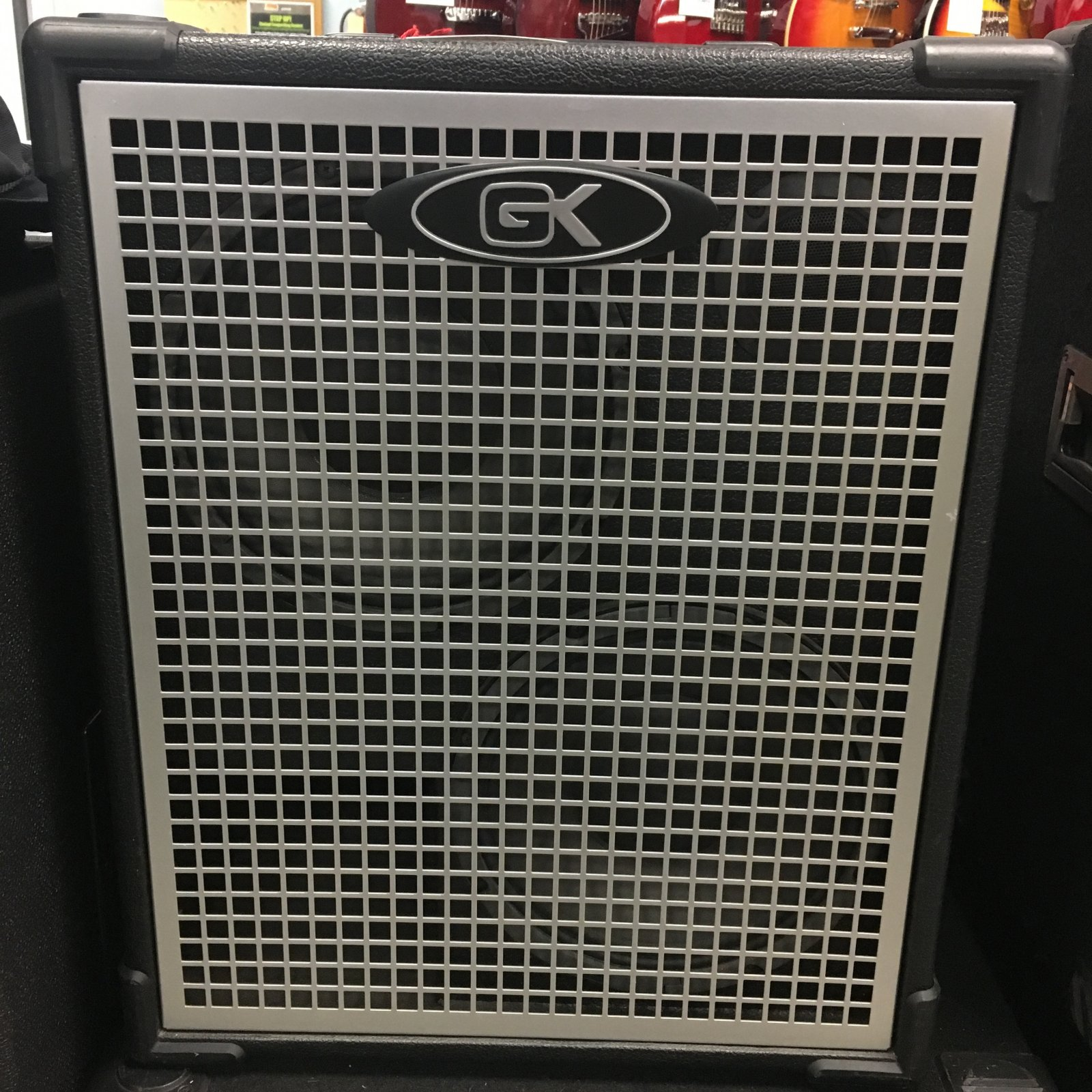 Used GK MB-210 Bass Amp