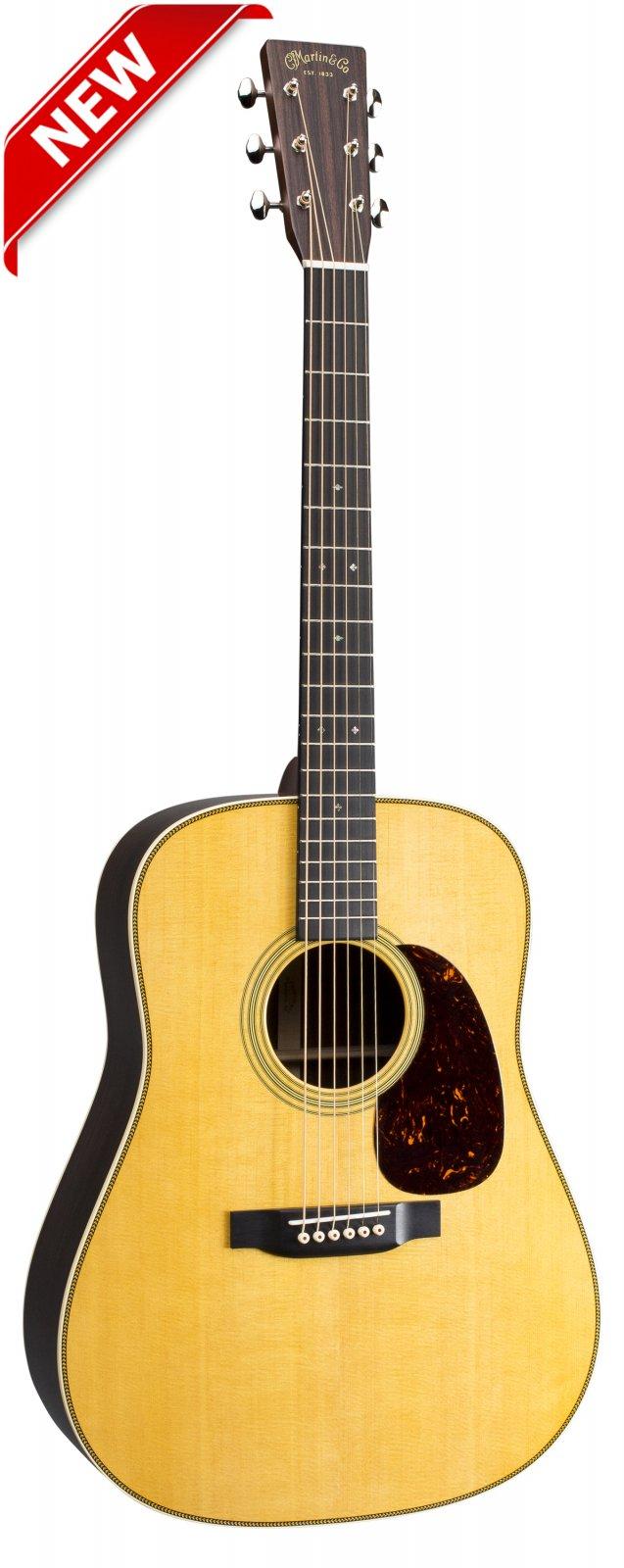 Martin 2018 HD-28 Guitar w/ Case