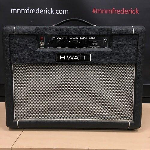 Used 1997 Hiwatt Custom 20