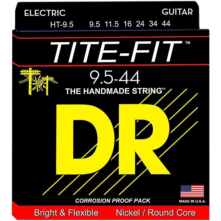 DR HT 9.5 Tite fit Nickel 9.5/44