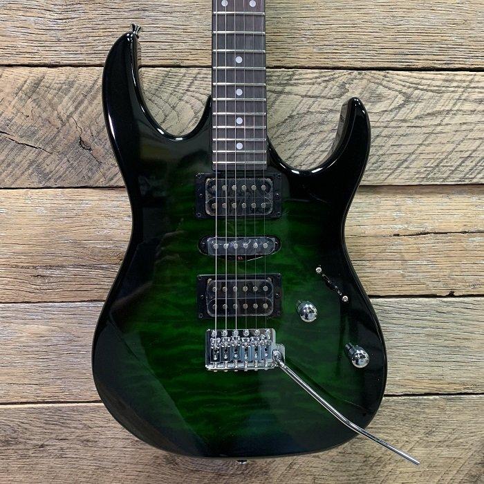 Ibanez GRX70QA-TEB 6 String Guitar