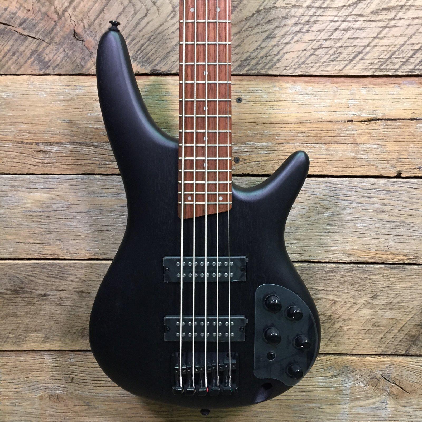 Ibanez SR-305E-BWK 5 String Bass
