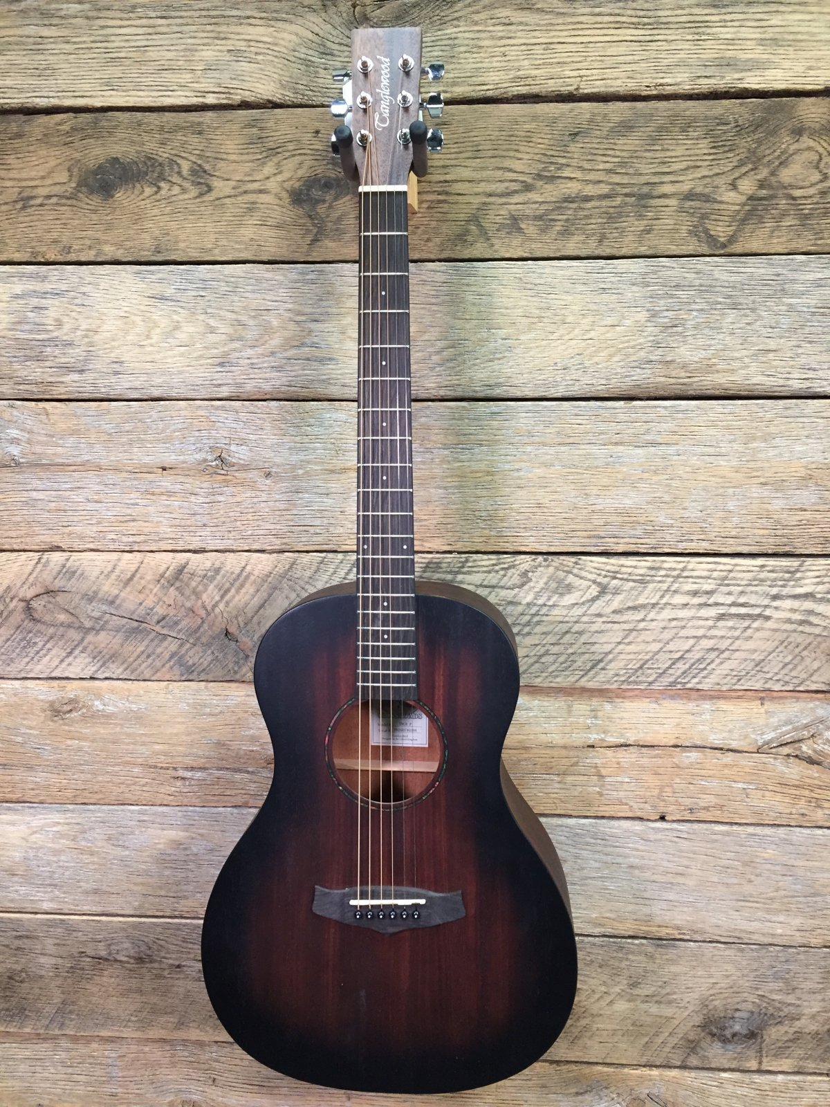 Tanglewood TWCRP Parlor Guitar