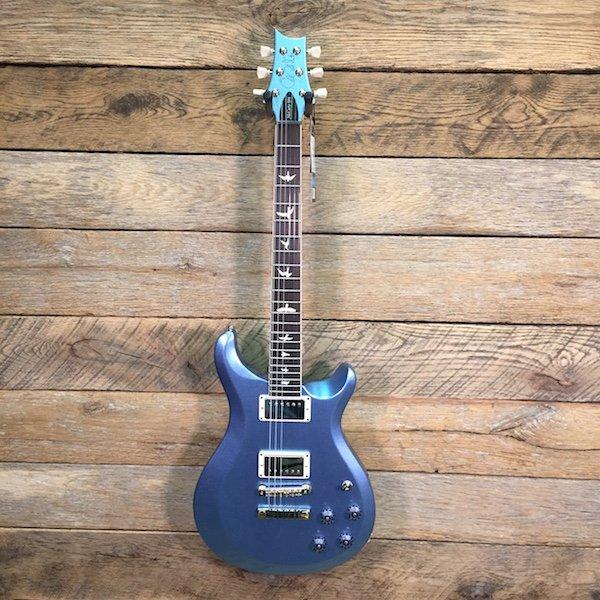 PRS S2 McCarty 594 Thinline Frost Blue Metallic w/ Gig Bag