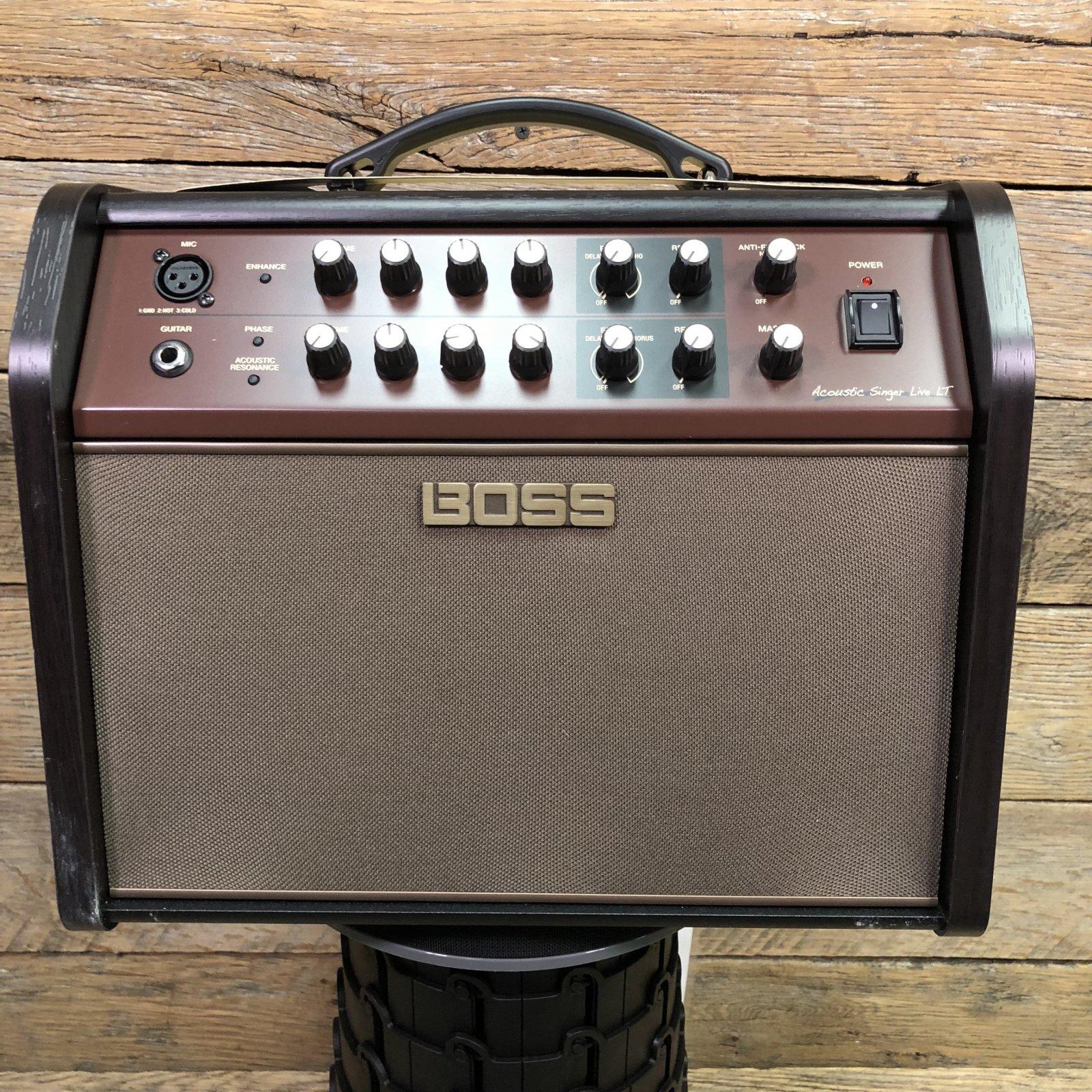 Boss ACS-LIVE Lite