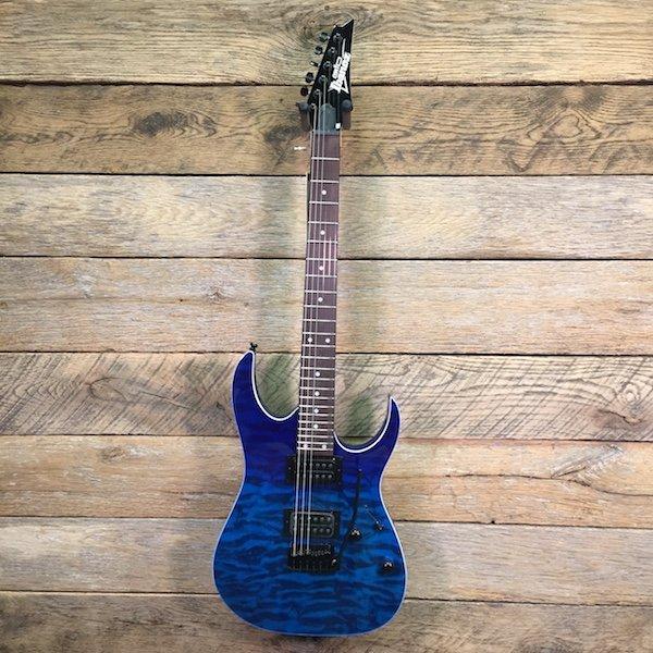 Ibanez GRG120QA-SPBGD Guitar
