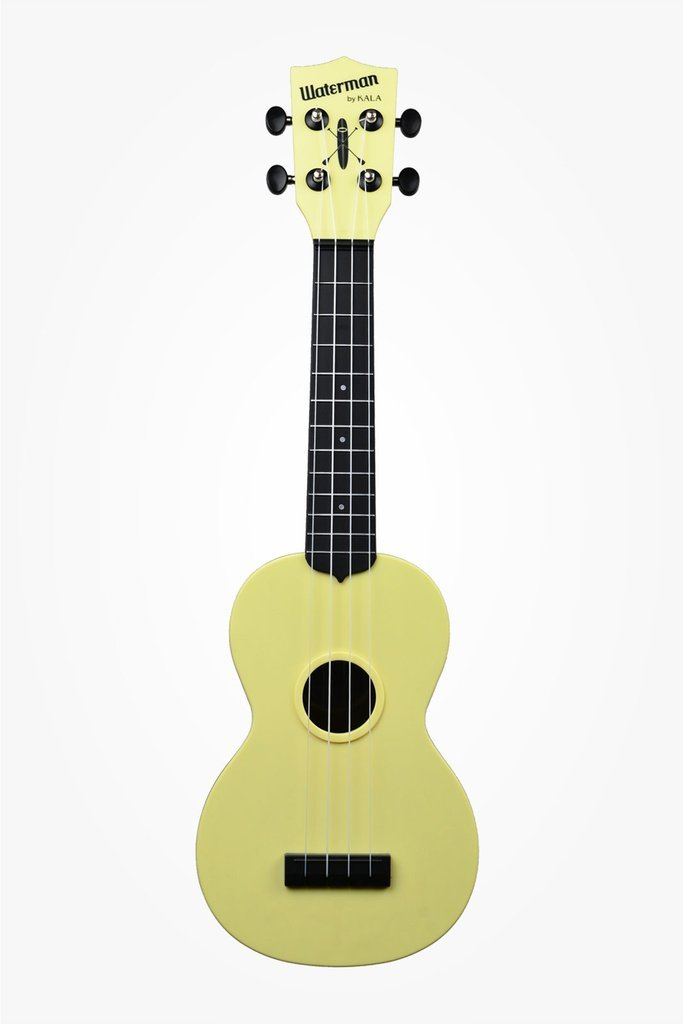 KALA KA-SWB-YL Waterman Pale Yellow Matte Soprano