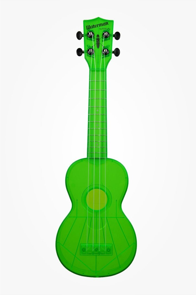 KALA KA-SWF-GN Waterman Fluorescent Sour Apple Green Soprano
