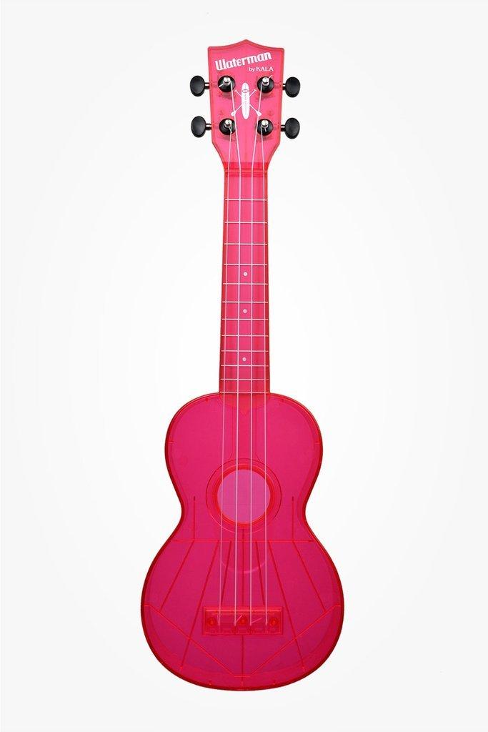 KALA KA-SWF-PK Waterman Fluorescent Watermelon Pink Soprano