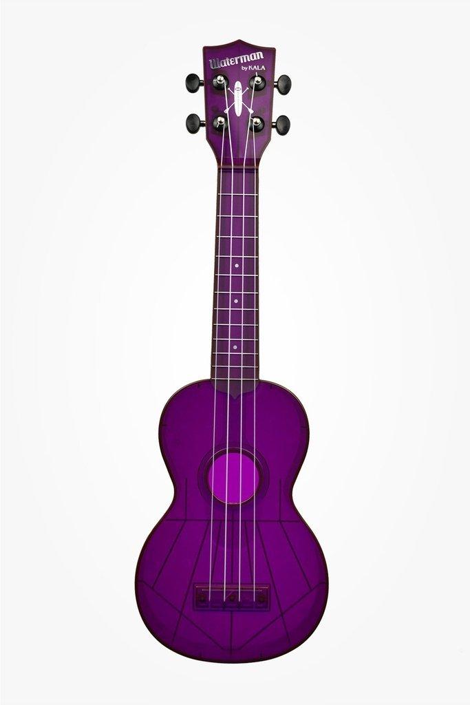 KALA KA-SWF-PL Waterman Fluorescent Purple Grape Soprano