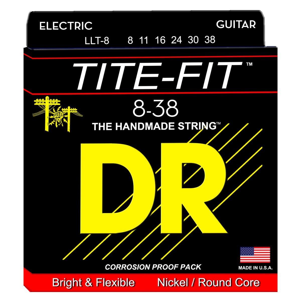 DR LLT-8 Tite fit Nickel 8/38