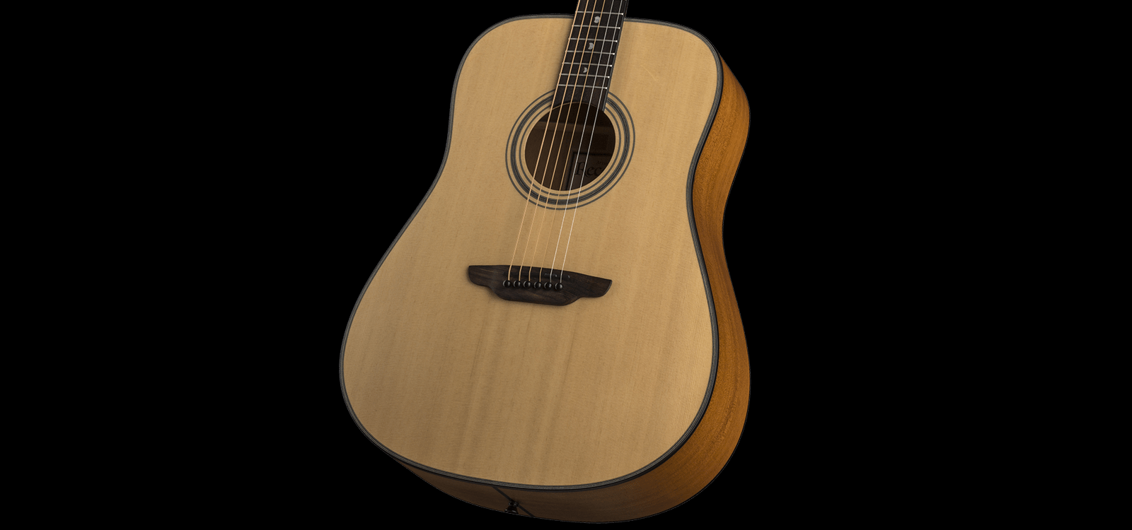 Luna Art Recorder Dreadnought