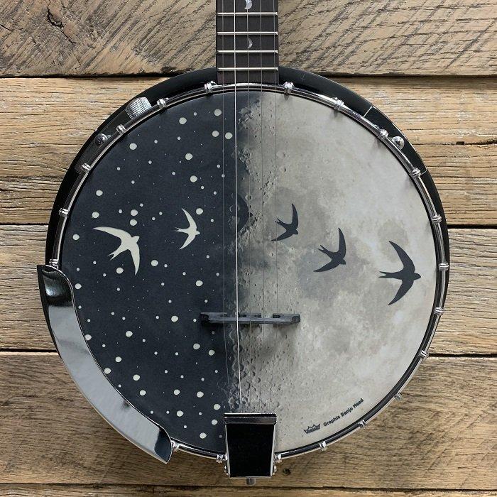 Luna BGB MOON 5E Banjo