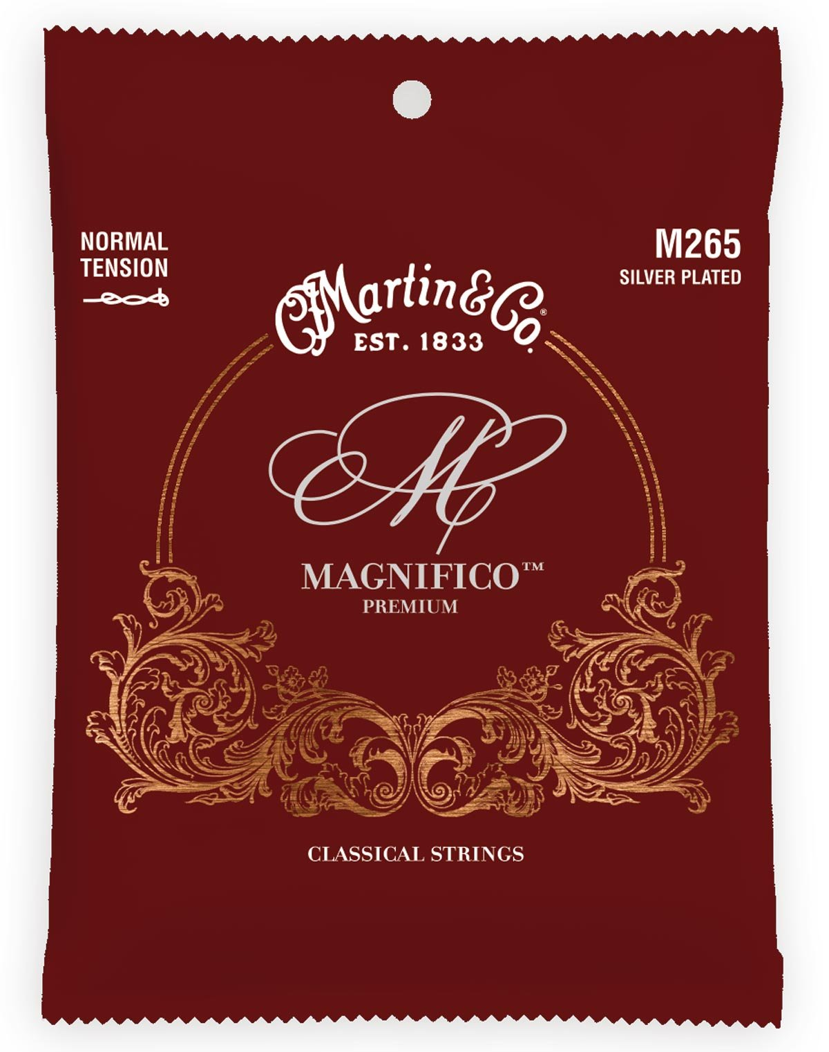 Martin M265 Magnifico Normal Tension Classical Strings