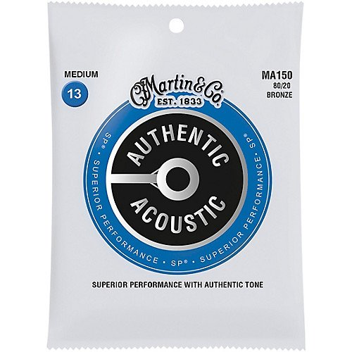 Martin MA150 80/20 Authentic Medium 13-56