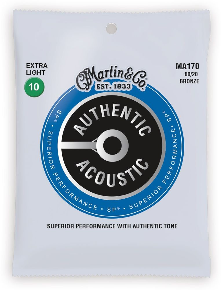 Martin MA170 80/20 Authentic Extra Light 10-47