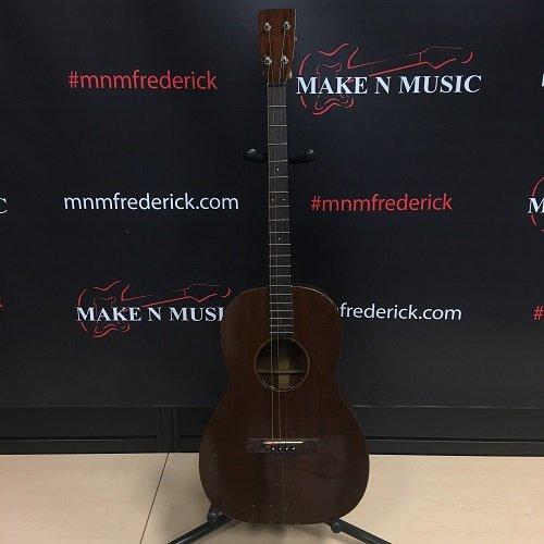 Used Vintage Martin Tenor Guitar w/ Original Case
