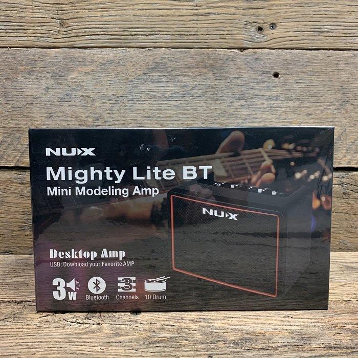 NU-X Mighty Lite BT w/ Power Supply