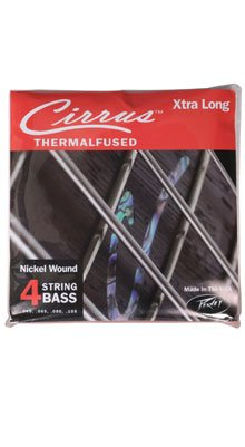 Cirrus Xtra Long 4stg Bass Strings
