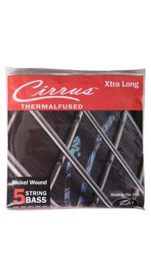 Cirrus Xtra Long 5stg Bass Strings