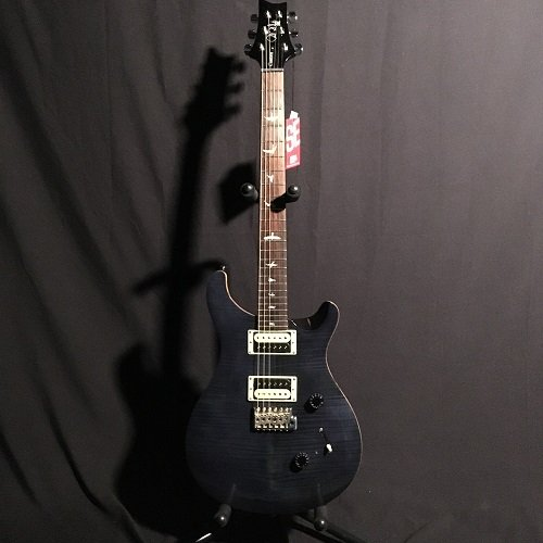 PRS SE Custom 24 Whale Blue w/ Gig Bag