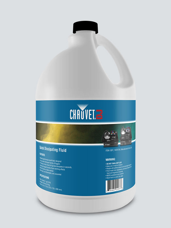 Chauvet Quick Dissipating Fluid