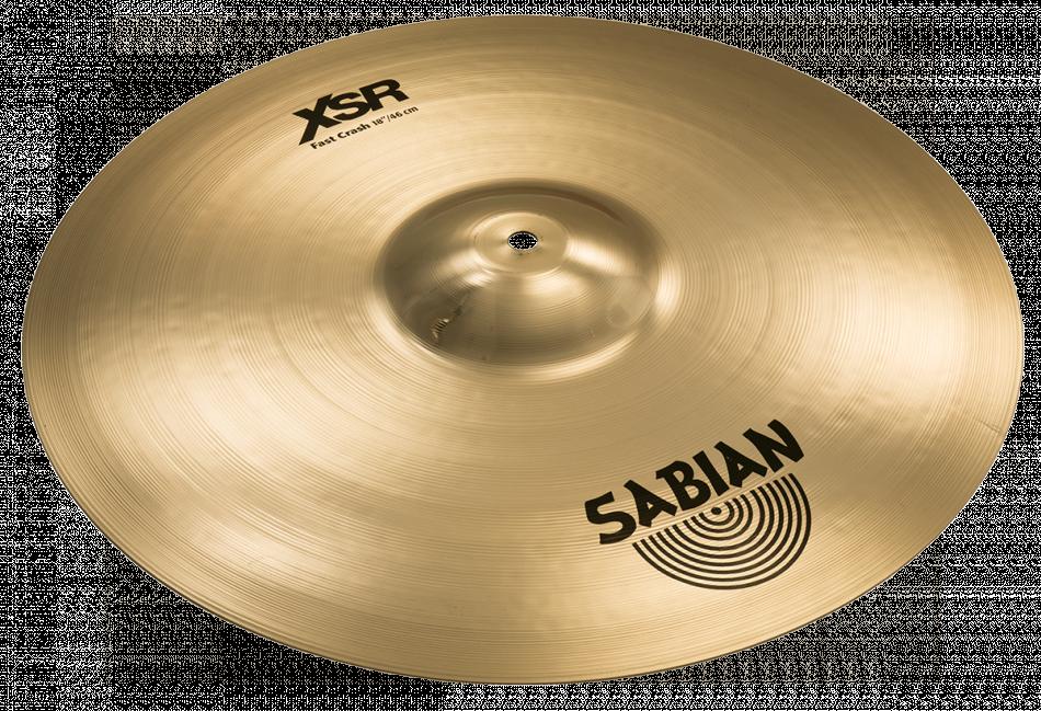 Sabian XSR 18 Fast Crash