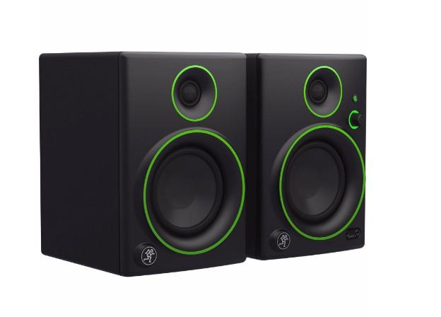 Mackie CR3-X Studio Monitors-Pair