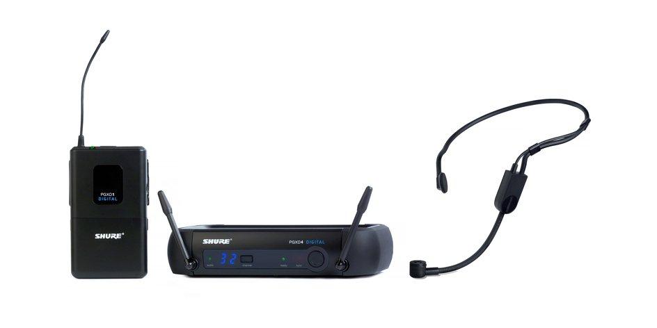 Shure PGXD14/PGA31-X8 Headset