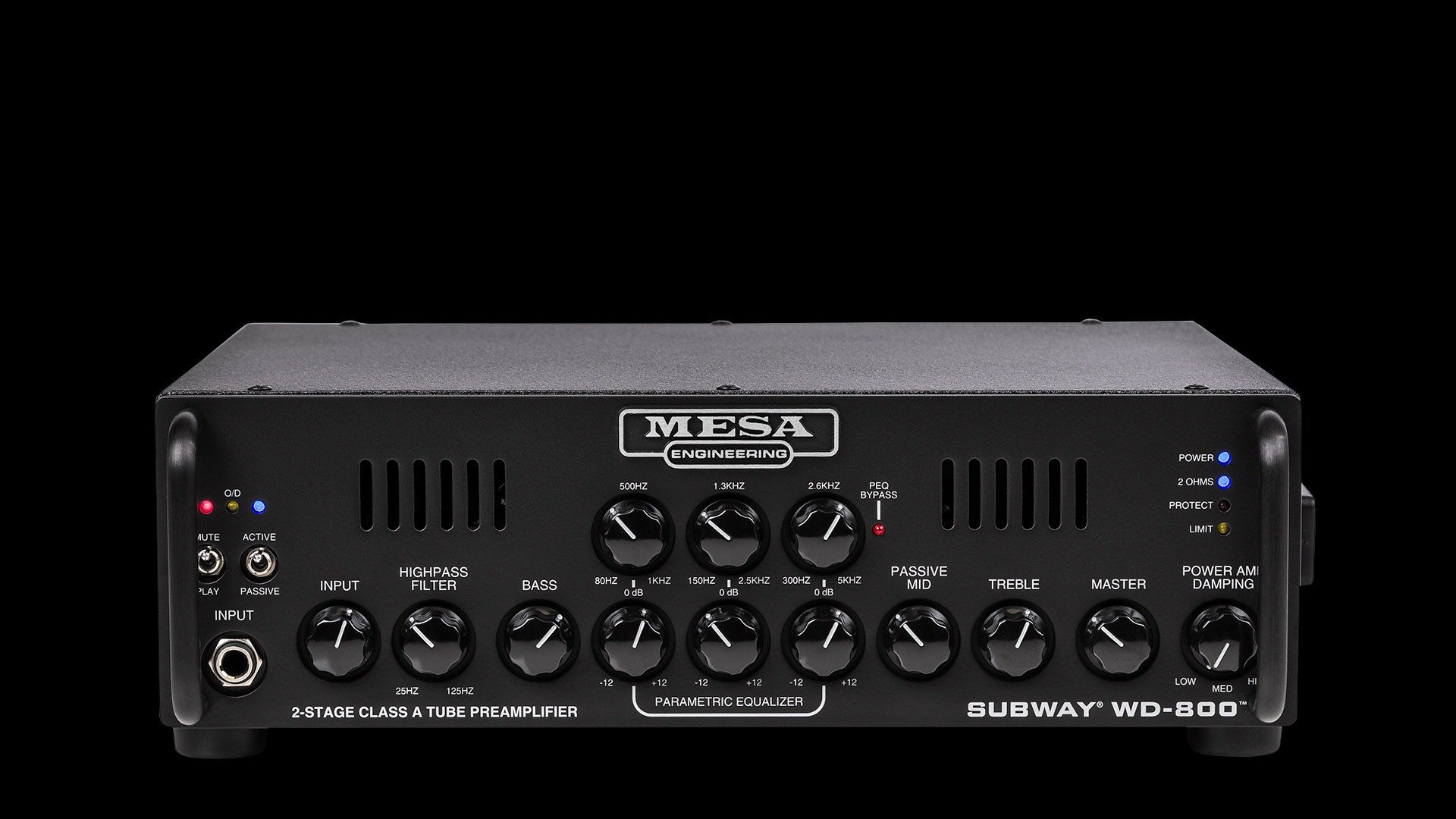 Mesa Boogie Subway WD-800 Head