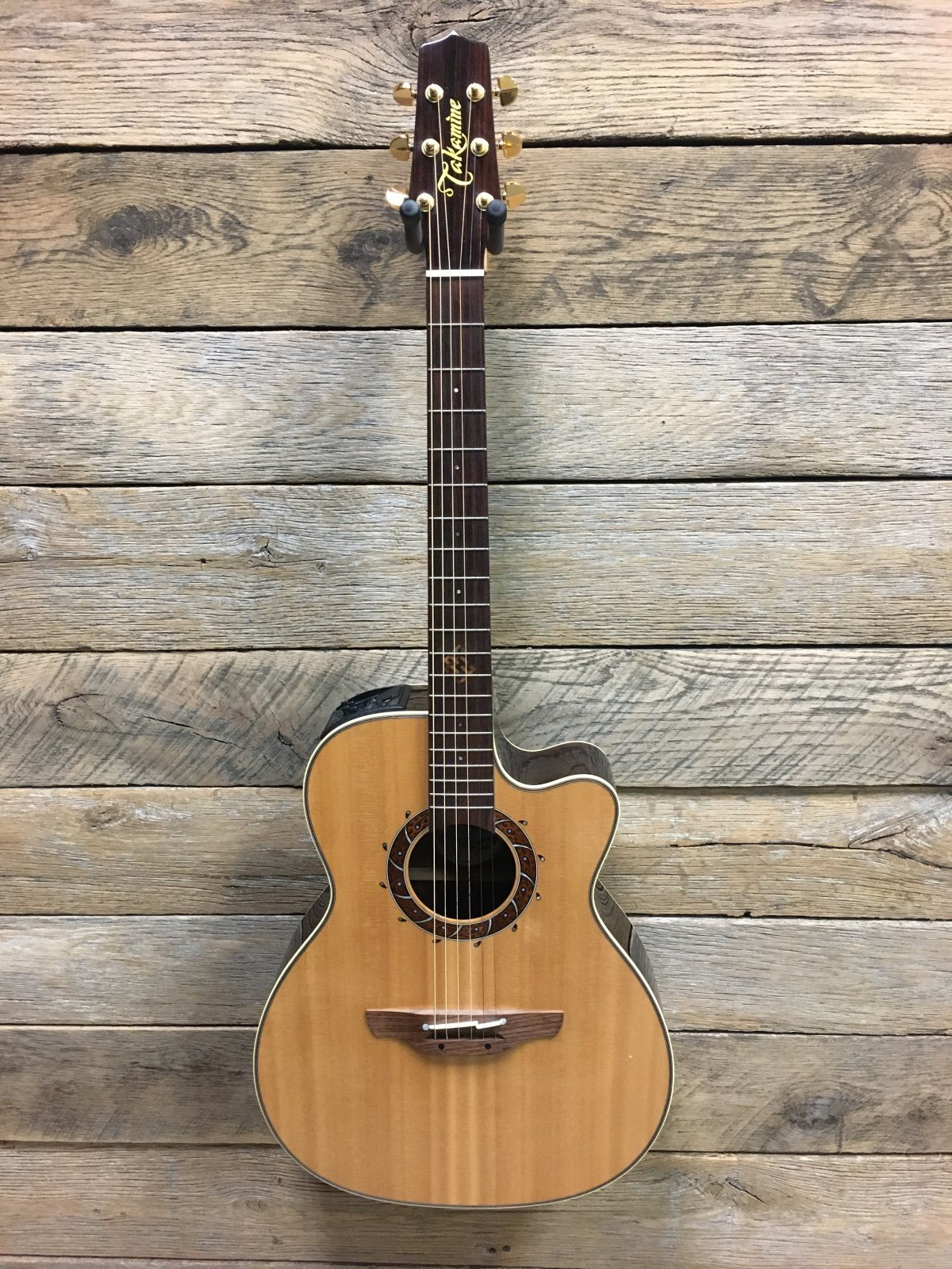 Used Takamine LTD2006 with case