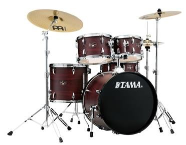Tama IE50CBWW Imperial Star 5pc Kit, 20 Kick Package